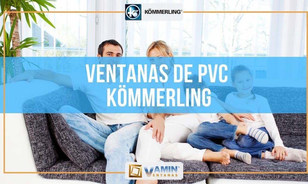 Ventanas de PVC Kömmerling